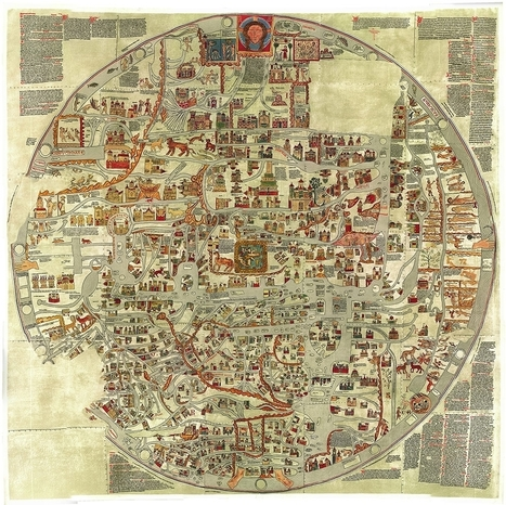 Fantasy Worlds: A Gallery of Mythical Maps | History Today | Historia e Tecnologia | Scoop.it
