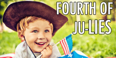 10 American Facts You Can Use To Ruin Any July 4 Party | History and Social Studies Education | Scoop.it