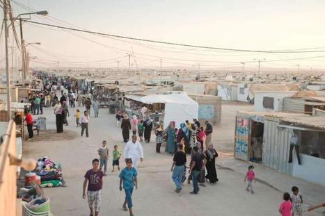 UN News - Third Syrian refugee camp set to open in Jordan at end of April - UN | Syrische Flüchtlinge | Scoop.it