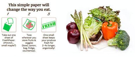 Gaspillage alimentaire : L'emballage à la rescousse!     Islem Yezza | Emballage sous Atmosphere Modifiée | Scoop.it