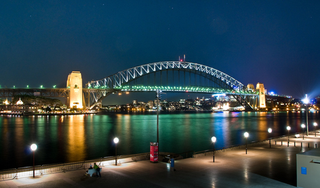 How The Sydney Harbour Bridge Benefits From The Internet Of Things | Internet of Things - Technology focus | Scoop.it