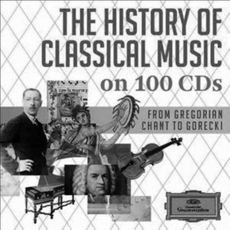 Historia de la Música Clásica en 100 CDs | LeitmotivArts Magazine | Scoop.it