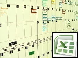 15 Useful Excel Templates for Project Management & Tracking | excel dashboard | Scoop.it