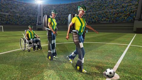 Fogonazos: El Mundial de Brasil 2014 arrancará con Neurociencia | Mundial Futbol | Scoop.it