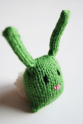 Bunny Nugget   Fiber Arts   Scoop.it