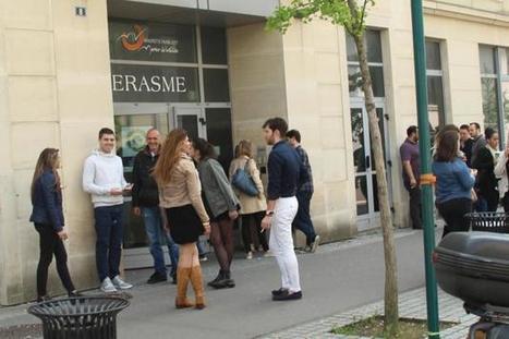 Serris Enseignement supérieur. Un campus de 3500 étudiants au Val d'Europe   Val d'Europe   Scoop.it