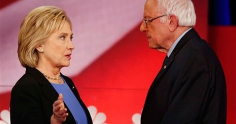 Hillary Blames Bernie for an Old Clintonite Hustle, and That's a Rotten Shame | Everything You Need to Know           Re: Bernie Sanders | Scoop.it
