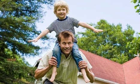 Why it's more fun being a dad than a mum | Parenting | Scoop.it