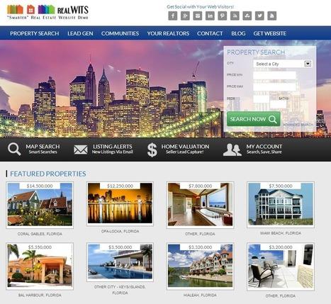 Real Estate Website Dsigner: Buyer & Seller Attention Grabbers | Real Estate Website | Scoop.it