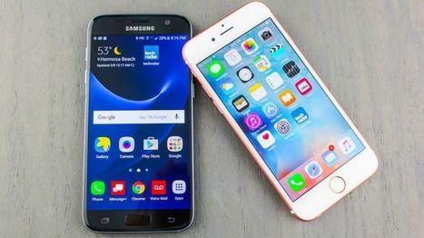 Deux fois plus de bugs sur l'iPhone que sur Android au second trimestre 2016! | Freewares | Scoop.it
