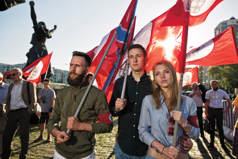Why Many Young Russians See a Hero in Putin | Cultural Geography | Scoop.it