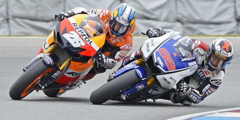 Moto GP'de nefes kesen yarış! | Spor | Scoop.it