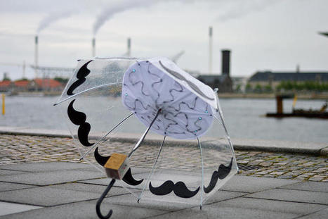 Smart Umbrella Tracks Air Quality While Keeping You Dry | Net | Scoop.it