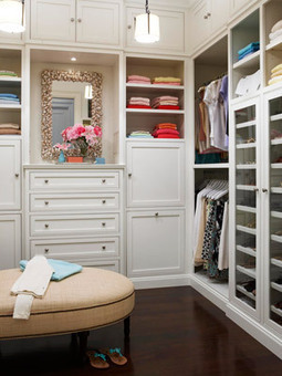 Top Organizing Tips for Closets | Bedroom Design Ideas | Scoop.it