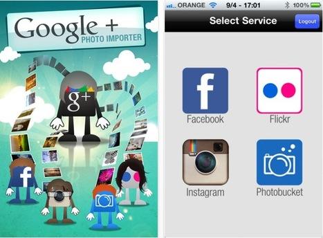 Google+ Photo Importer, una forma rápida de publicar tus fotos desde otras redes sociales | Actualidad iPhone | Web 2.0 en la Educación | Scoop.it