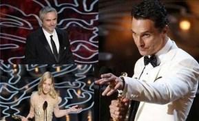 Gravity arrasa en la entrega de los premios Oscar (+FOTOS)<br> | MUNDOAUDIOVISUAL | Scoop.it