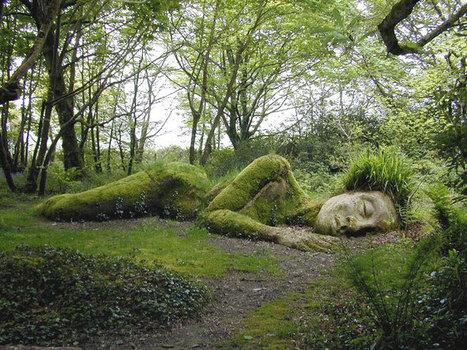 Promenez-vous dans les plus étranges jardins du monde | Improbable | Scoop.it