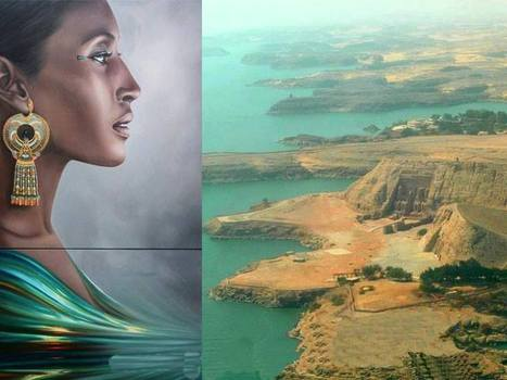The Grand Temples of Abu Simbel - Aswan   Nile tours: Egypt Holidays give you that Perfect Sabbatical   Scoop.it