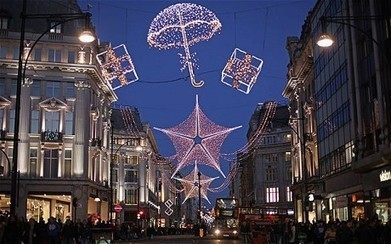 UK High street gloom continues as festive shopping slumps | Countdown to Financial Armageddon | Scoop.it
