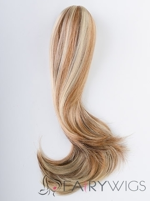 Sale 20 Inch Human Hair Clip & Drawstring Ponytails : fairywigs.com | Hair Extensions | Scoop.it