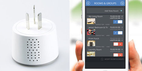 $27 Plugaway Wi-Fi Smart Sockets Support Australia, China, Europe, U.K. or U.S. Standards (Crowdfunding) | Embedded Software | Scoop.it