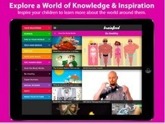 Educational Technology and Mobile Learning: iPad Library of Educational Videos to Spark Kids Imagination | Edtech PK-12 | Scoop.it