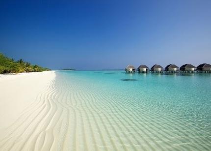 #mondayinspiration #maldives #watervillas #beach … | My Google+ Journal | Scoop.it