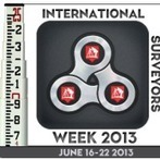 International Surveyors Week 2013 - Land Surveyors United | Land Surveyors | Scoop.it