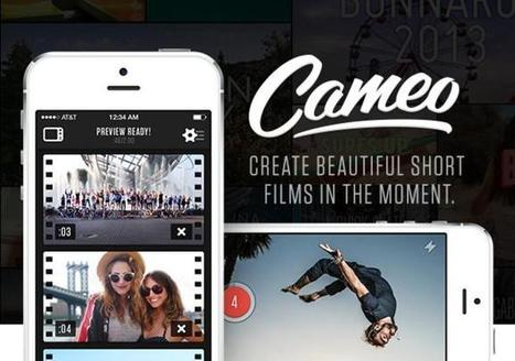 Vimeo Aquires Cameo, a Video Creation App, Giving Users A New Option for Making Movies | Internet Tools for Language Learning | Scoop.it