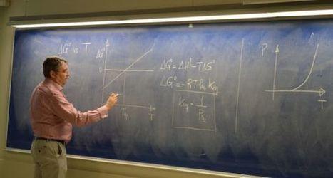¿Pueden las matemáticas y la física huir de las clases magistrales? | Achegando TICs | Scoop.it