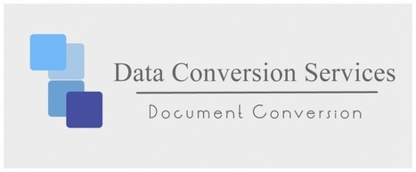 Document Conversion Services | Accounting Services | Scoop.it