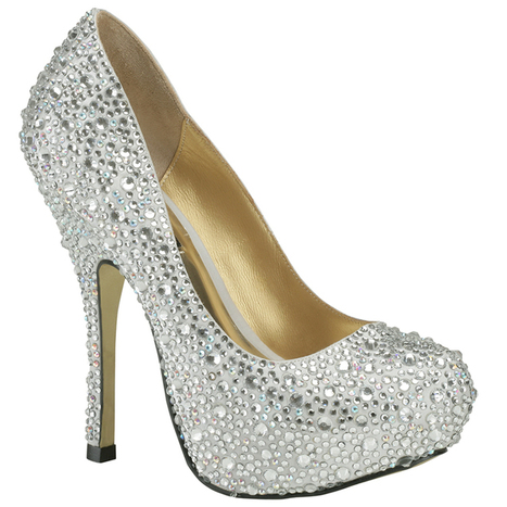 Online silver colored shoes | Fashion WEB | Scoop.it