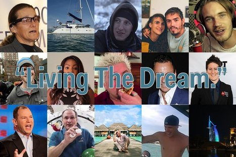 15 People Who Are Living The Dream | Interesting Reading | Scoop.it