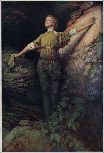 #036 ❘ Peter Pan (Peter et Wendy) ❘ James Matthew Barrie (1860-1937)  ❘ pièce de théâtre 1904, roman 1911 | # HISTOIRE DES ARTS - UN JOUR, UNE OEUVRE - 2013 | Scoop.it