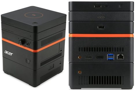 IFA 2015 : Revo Build, un mini PC modulaire génial signé Acer | Seniors | Scoop.it