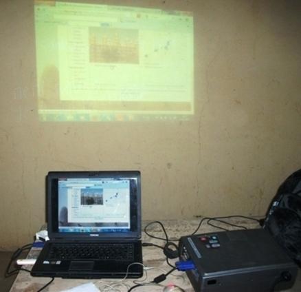 Google, une bibliothèque temporaire dans les écoles villageoises | Les informations depuis les villages maliens | Actions Panafricaines | Scoop.it