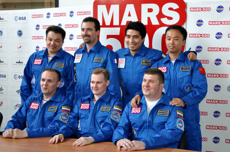Who'll Be the First to Set Foot on Mars? | The NewSpace Daily | Scoop.it