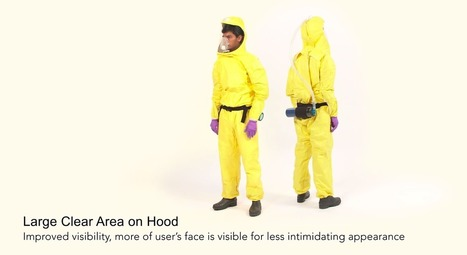 SPECIALIST: Can A Wedding Dress Maker Design a Better Ebola-Proof Suit? | PASSIONS | Scoop.it