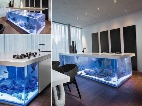 Vài ý tưởng hay hay cho căn bếp lạ lạ-Diễn đàn nội thất | Noithatmax.com | Scoop.it