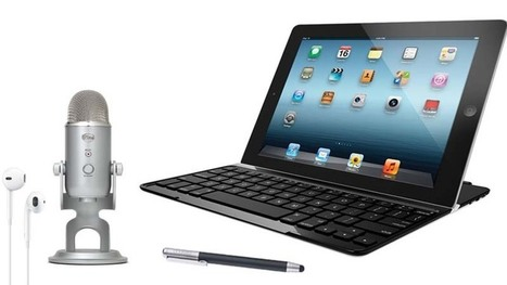 10 Valuable iPad Accessories for Educators | IPads- how can we use them in the classroom? | Scoop.it