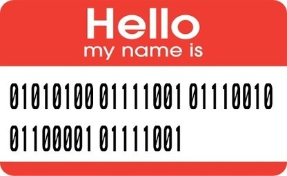 Write Your Name in Binary Code | Mundos Virtuales, Educacion Conectada y Aprendizaje de Lenguas | Scoop.it
