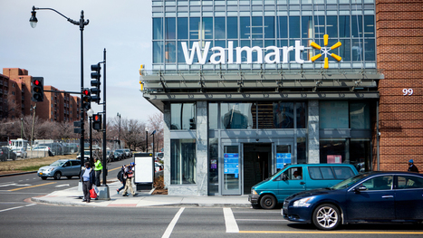 The Urban Neighborhood Wal-Mart: A Blessing Or A Curse? | AP Human Geography | Scoop.it
