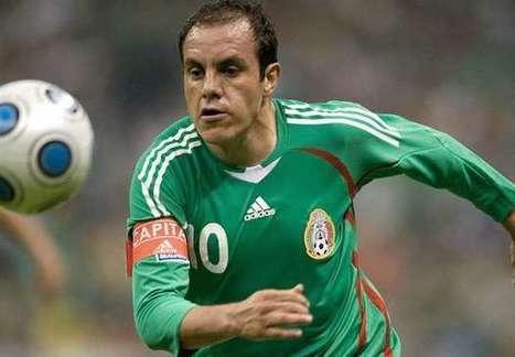 Cuauhtémoc Blanco cree que Marcelo Bielsa es lo que necesita el Tri - Goal.com | COYOACAN TRAVEL REPORT | Scoop.it