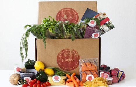 New York Startup Delivers DIY Meals to Your Door | Silicon Alley Musings | Scoop.it