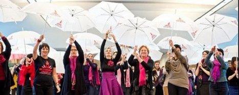 European Women's Lobby Européen des femmes : Le Parlement européen a dansé avec Eve Ensler pour One Billion Rising! | Ma vie est un long fleuve tranquille ... | Scoop.it