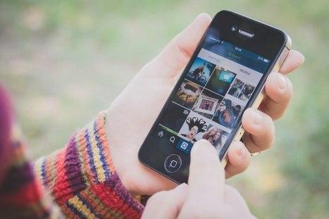 Instafall et Picdeck, deux outils pour faire une veille sur Instagram | Mon cyber-fourre-tout | Scoop.it