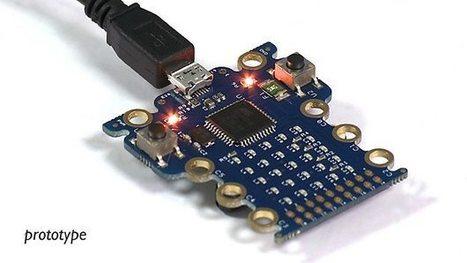 La BBC va livrer 1 million de 'Micro Bit' aux élèves britanniques | FabLab - DIY - 3D printing- Maker | Scoop.it