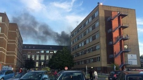 Brand in ziekenhuis in Henegouwen | LibertyE Global Renaissance | Scoop.it