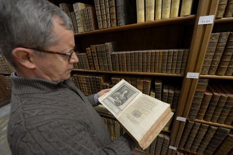 Des livres anciens dépoussiérés - L'Union | Livre ancien | Scoop.it