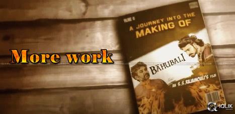 Double Work For Baahubali Makers | Andhraheadlines | Scoop.it